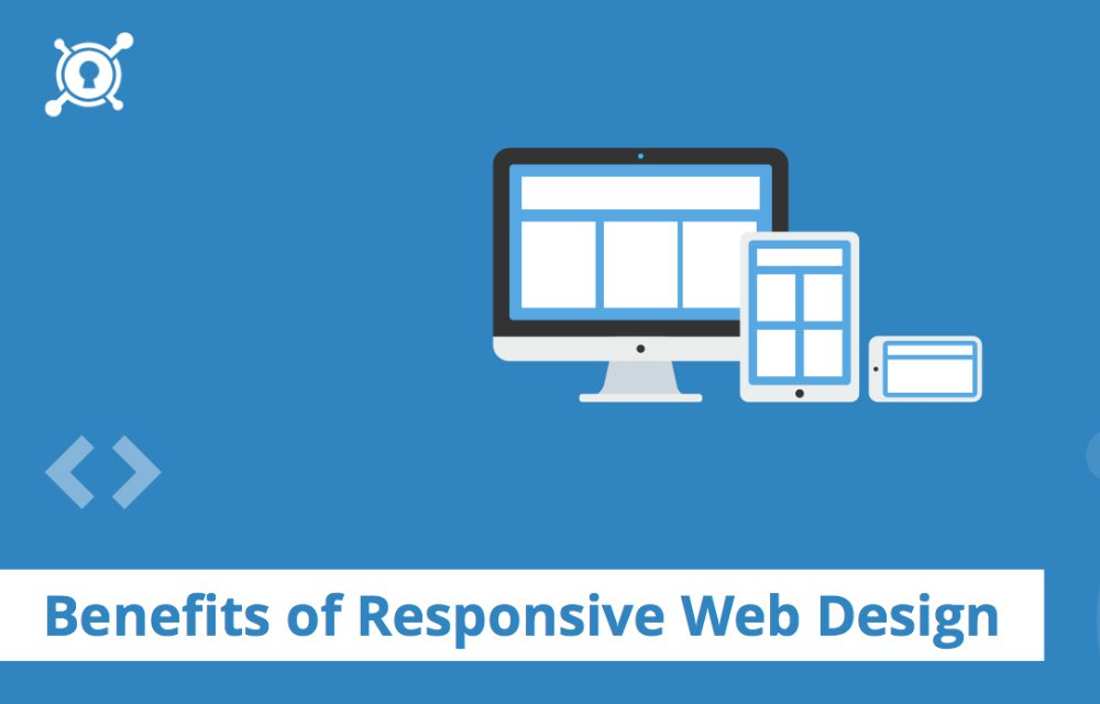 Various Benefits of Responsive Web Design